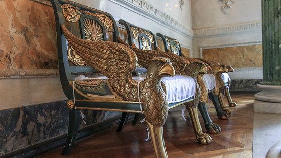 Pavlovsk Palace, St. Petersburg, Russia, photo 14