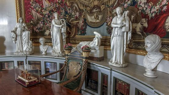 Pavlovsk Palace, St. Petersburg, Russia, photo 16