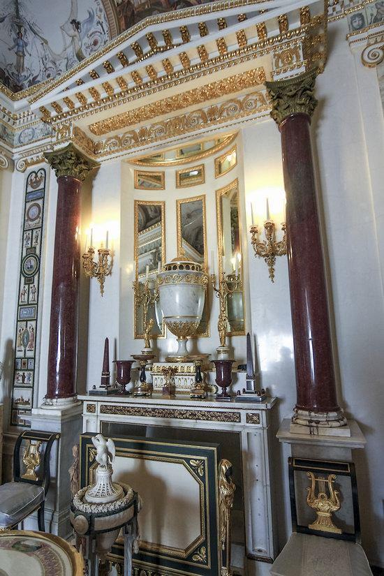 Pavlovsk Palace, St. Petersburg, Russia, photo 17