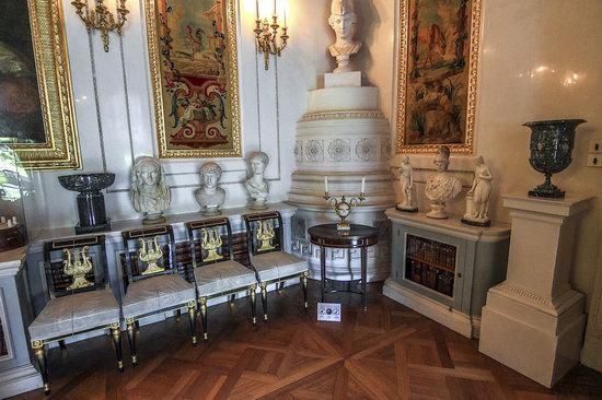 Pavlovsk Palace, St. Petersburg, Russia, photo 7