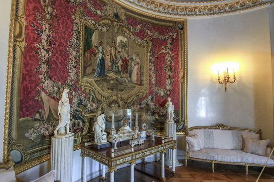 Pavlovsk Palace, St. Petersburg, Russia, photo 9