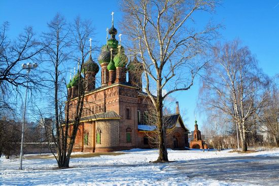 St. John the Baptist Church, Yaroslavl, Russia, photo 1