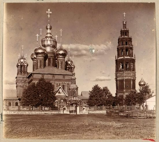 St. John the Baptist Church, Yaroslavl, Russia, photo 11