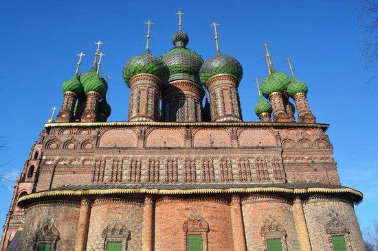 St. John the Baptist Church, Yaroslavl, Russia, photo 2