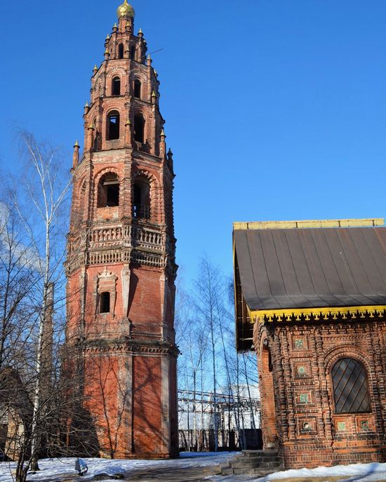 St. John the Baptist Church, Yaroslavl, Russia, photo 6