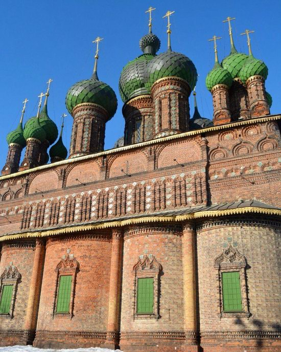 St. John the Baptist Church, Yaroslavl, Russia, photo 7