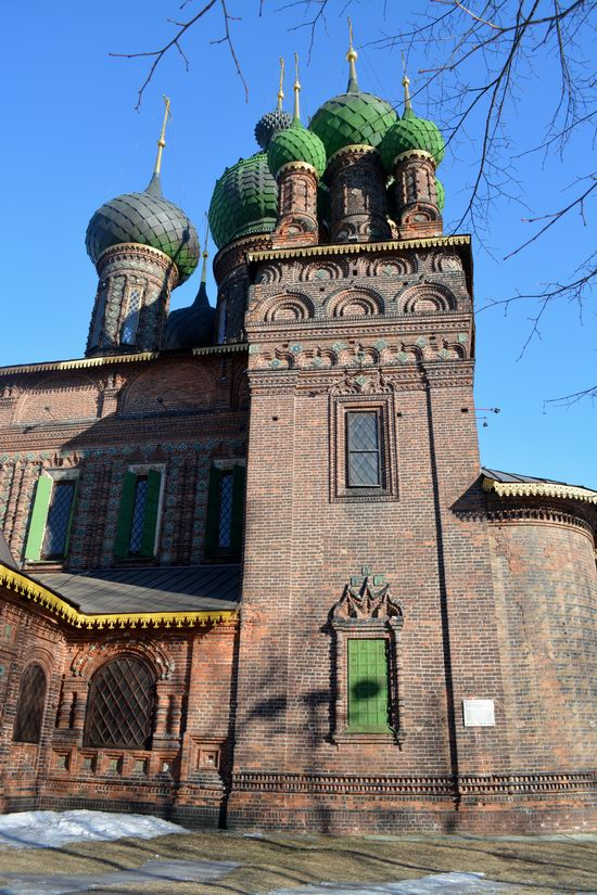 St. John the Baptist Church, Yaroslavl, Russia, photo 8