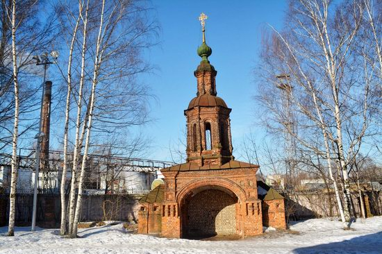 St. John the Baptist Church, Yaroslavl, Russia, photo 9