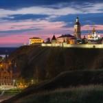 Tobolsk Kremlin – the only stone fortress in Siberia
