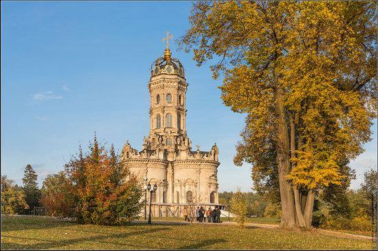Znamenskaya Church, Dubrovitsy, Russia, photo 3