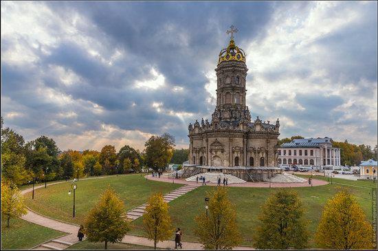 Znamenskaya Church, Dubrovitsy, Russia, photo 4