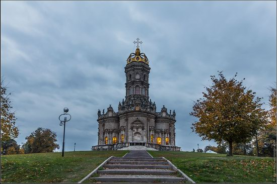 Znamenskaya Church, Dubrovitsy, Russia, photo 7