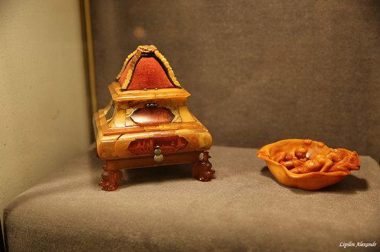 Amber Museum in Kaliningrad, Russia, photo 12
