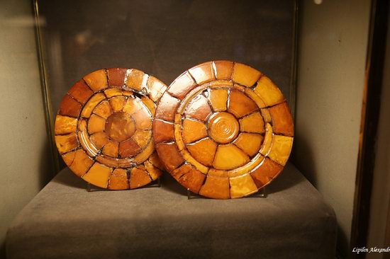 Amber Museum in Kaliningrad, Russia, photo 13