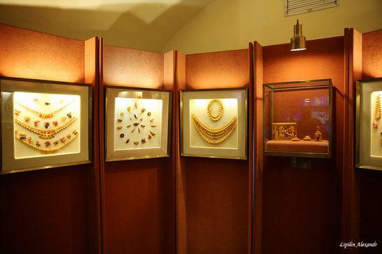 Amber Museum in Kaliningrad, Russia, photo 18