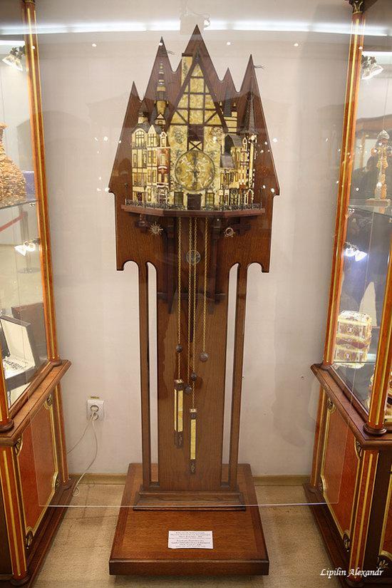 Amber Museum in Kaliningrad, Russia, photo 24