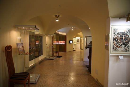Amber Museum in Kaliningrad, Russia, photo 4