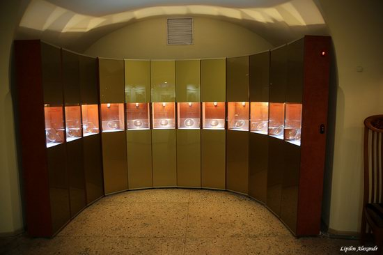 Amber Museum in Kaliningrad, Russia, photo 6