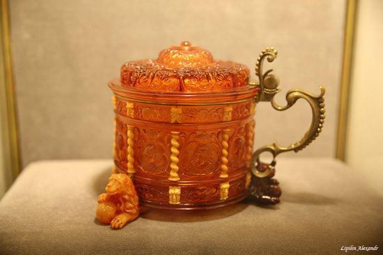 Amber Museum in Kaliningrad, Russia, photo 9