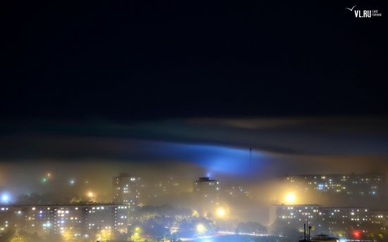 Foggy day in Vladivostok, Russia, photo 13