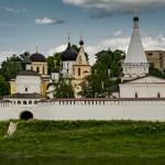 Holy Assumption Monastery in Staritsa