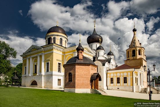 Holy Assumption Monastery, Staritsa, Russia, photo 13