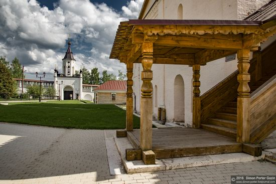 Holy Assumption Monastery, Staritsa, Russia, photo 16