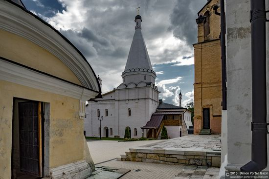 Holy Assumption Monastery, Staritsa, Russia, photo 18
