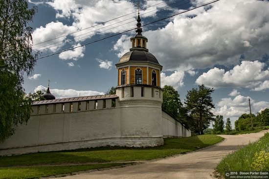 Holy Assumption Monastery, Staritsa, Russia, photo 21