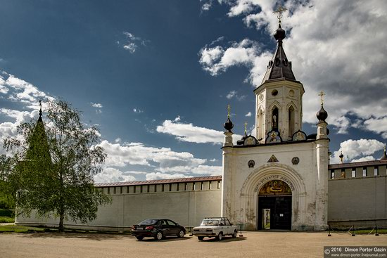 Holy Assumption Monastery, Staritsa, Russia, photo 3
