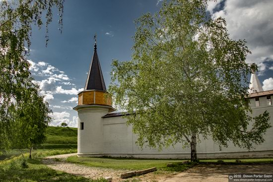 Holy Assumption Monastery, Staritsa, Russia, photo 4