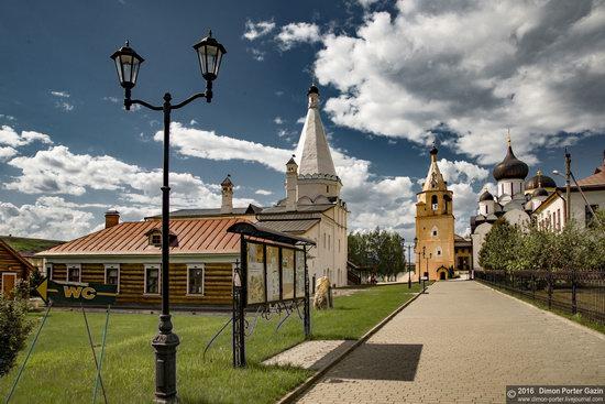 Holy Assumption Monastery, Staritsa, Russia, photo 5