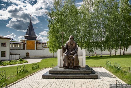 Holy Assumption Monastery, Staritsa, Russia, photo 7