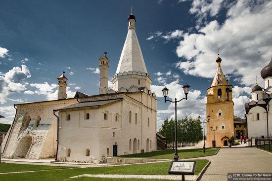Holy Assumption Monastery, Staritsa, Russia, photo 8