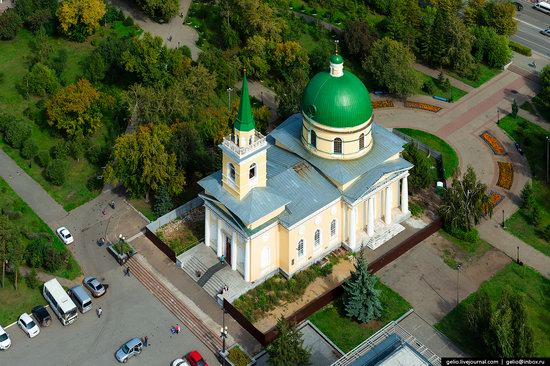 Omsk from above, Russia, photo 10