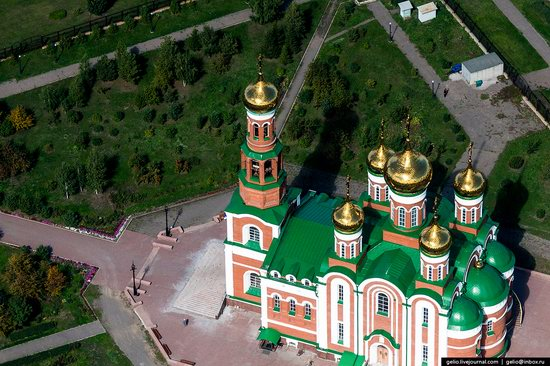 Omsk from above, Russia, photo 15