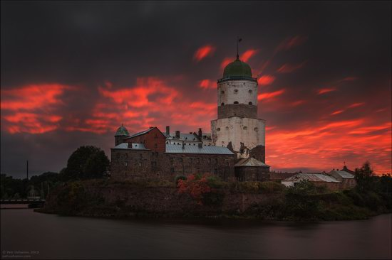 Vyborg Castle, Russia, photo 1