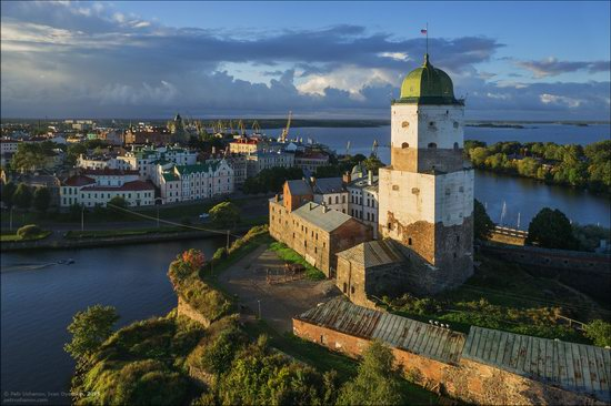 Vyborg Castle, Russia, photo 10