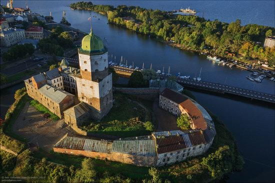 Vyborg Castle, Russia, photo 12