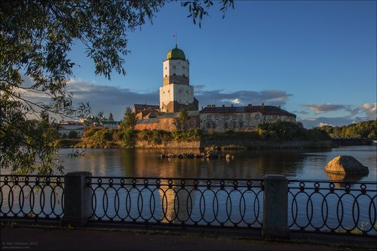 Vyborg Castle, Russia, photo 13