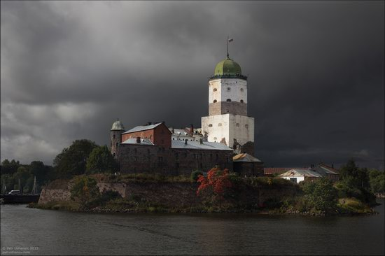 Vyborg Castle, Russia, photo 14