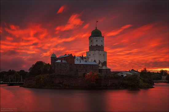 Vyborg Castle, Russia, photo 2