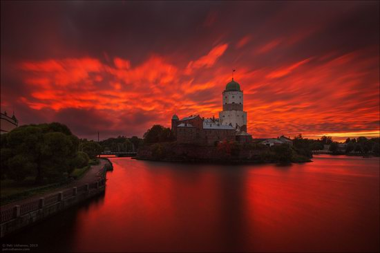 Vyborg Castle, Russia, photo 3