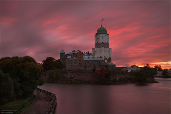 Vyborg Castle, Russia, photo 4