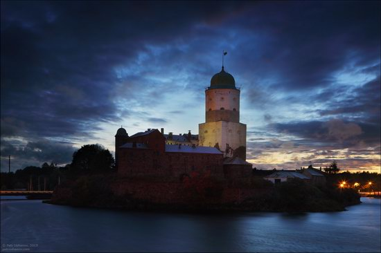 Vyborg Castle, Russia, photo 5
