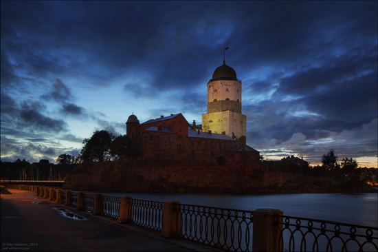 Vyborg Castle, Russia, photo 6