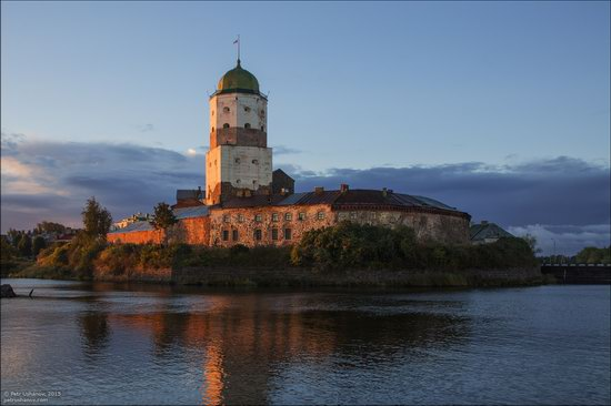 Vyborg Castle, Russia, photo 8