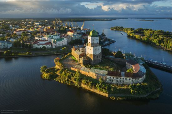 Vyborg Castle, Russia, photo 9