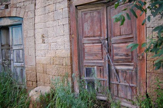 Abandoned Gamsutl village, Dagestan, Russia, photo 14