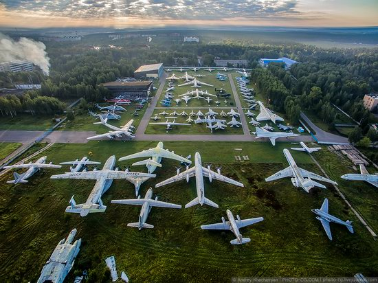 Central Air Force Museum, Monino, Russia, photo 1